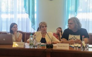 Minister of Education and Science Ms Liliia Hrynevych